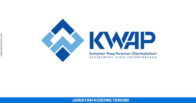 JAWATAN KOSONG DI KUMPULAN WANG PERSARAAN DIPERBADANKAN (KWAP) 2018