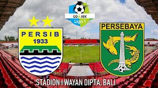 Prediksi Persib Bandung vs Persebaya Surabaya - Liga 1 Sabtu 20 Oktober 2018