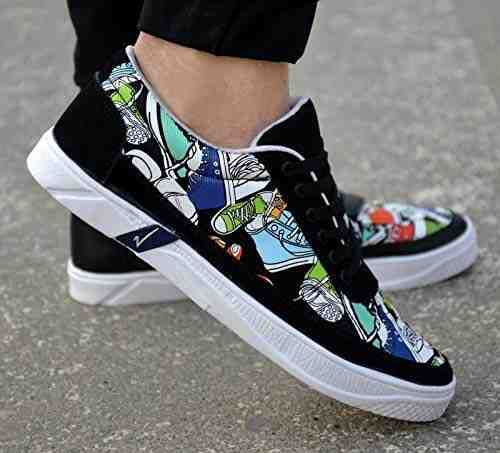 Best Top 3d Printed 60% Offer Sports Or Sneakers Cartoon Shoes India