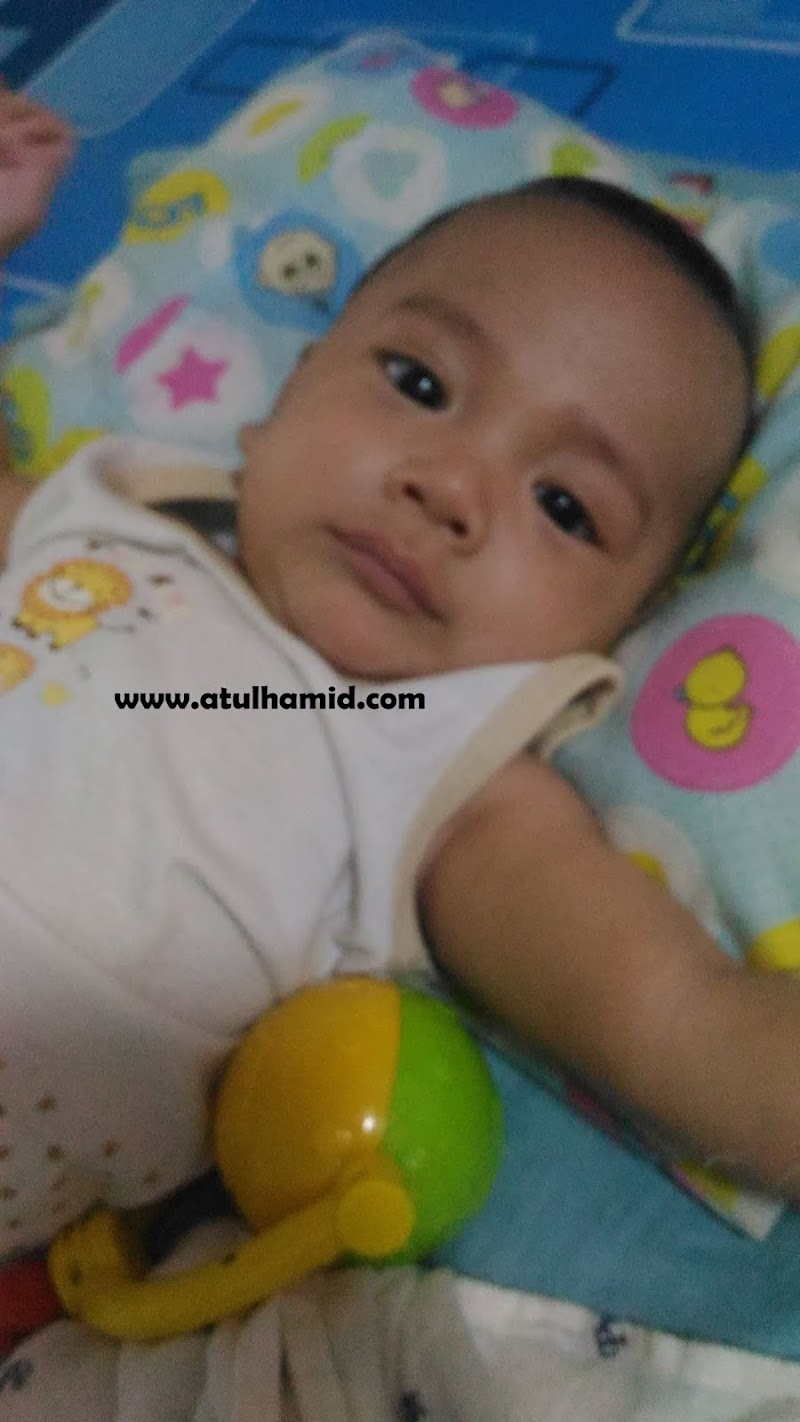 Bayi Setahun Suspek Di Jangkiti HFMD
