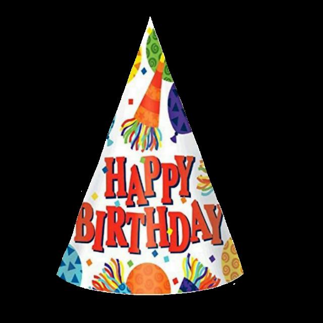 Happy Birthday png cap