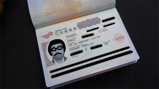 cara apply visa jepang freelancer
