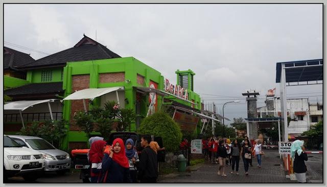 Tempat Liburan Yogyakarta – De Mata Yang Mengagumkan