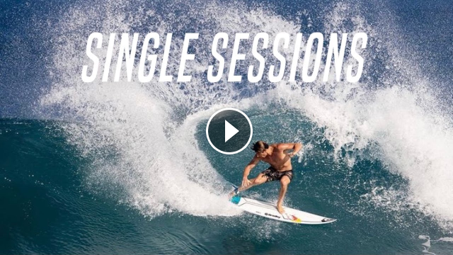 SINGLE SESSION AT FIRING HALEIWA RAW
