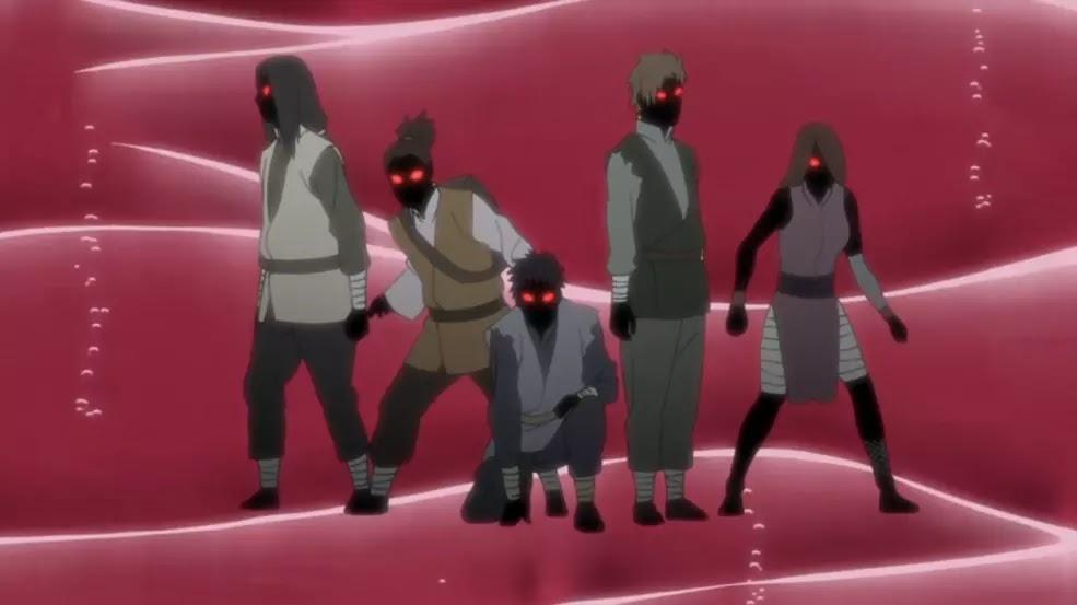 Naruto: 5 Klan Kuat yang Tidak Berasal dari Konoha