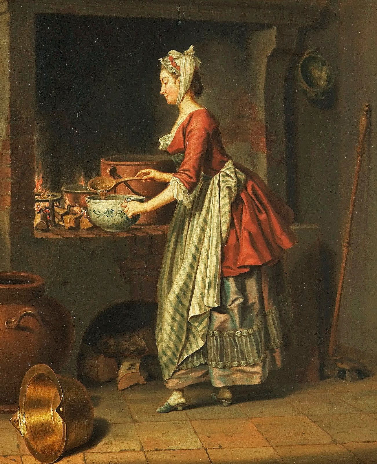 18c american women 2011 the frugal houswife available in america 1772