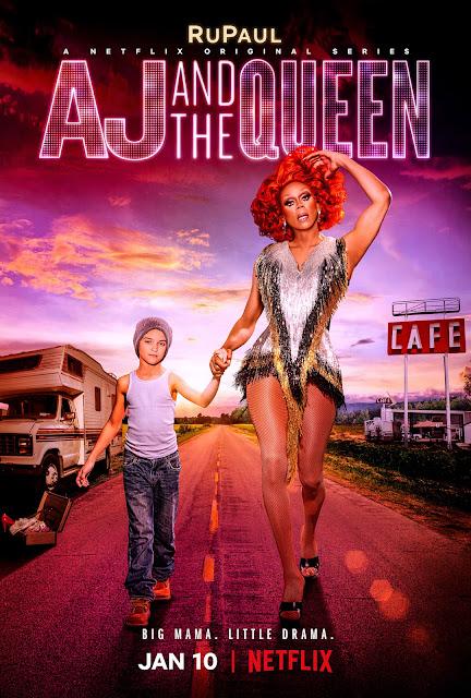 AJ and the Queen (2020-) ταινιες online seires xrysoi greek subs