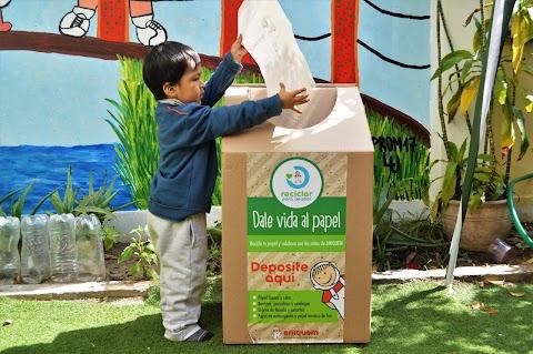 Contribuyen para la recuperación de niños quemados a través de donaciones de materiales reciclables