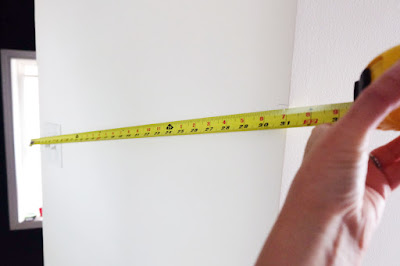 measure radius paint finish