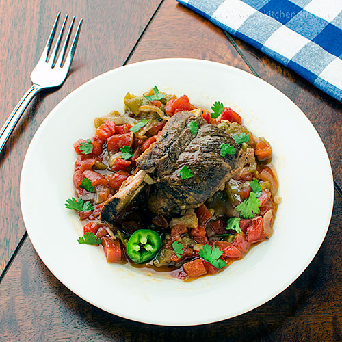 Mexican-Spiced Braised Short Ribs