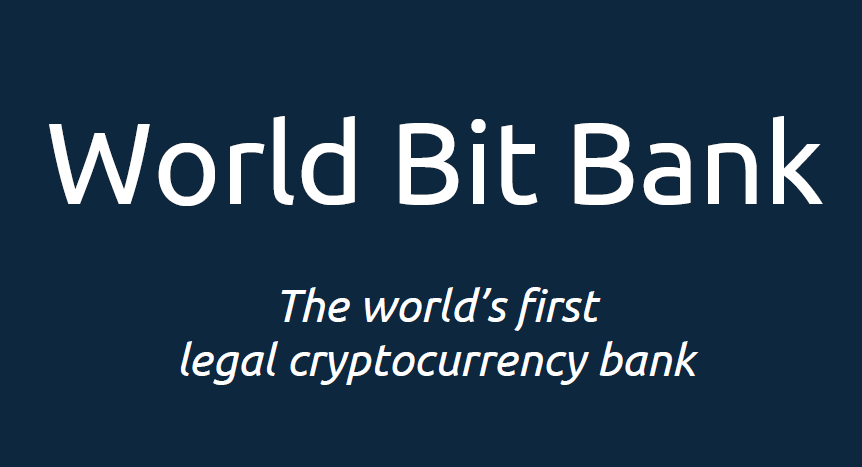 steemit.com - World Bit Bank:It's A Bank for the Global Crypto Communtiy!
