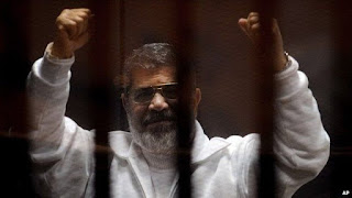 L'ex-président Egyptien, Mohamed Morsi, encore une fois condamné à la prison à vie.