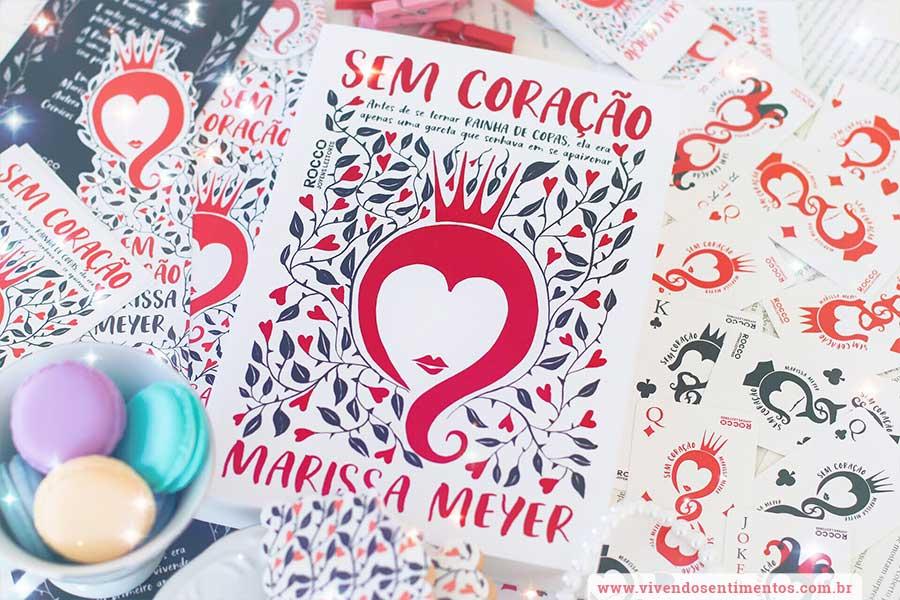 Sem Coração - Marissa Meyer