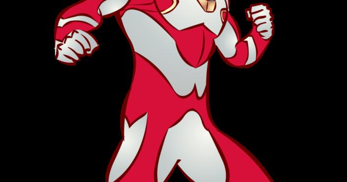Mewarnai Gambar Ultraman