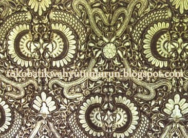 Ko Batik Wahyu Tumurun Solo Indonesia Motif Batik Babon Angrem