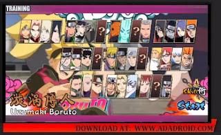Download Naruto Senki Bo Ren Biography V1.70 Apk by Chiyan