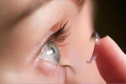 Dampak Buruk Akibat Penggunaan Lensa Kontak Mata