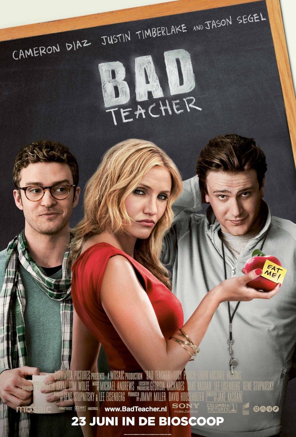 Bad Teacher (2011) ταινιες online seires oipeirates greek subs