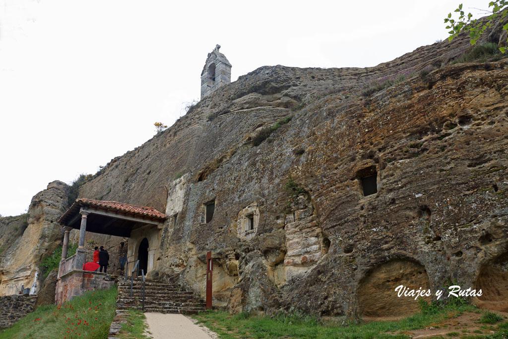 Iglesia rupestre de los santos Justo Y Pastor