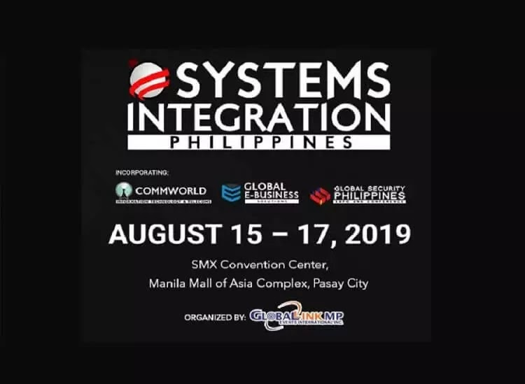 Systems Integration Philippines 2019 to Showcase Latest Tech Products, Solutions