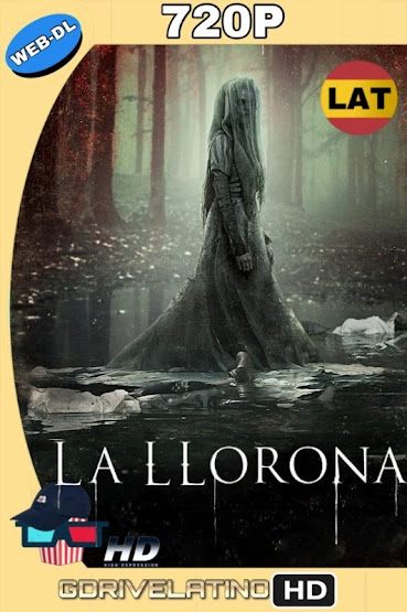 La Llorona (2019) WEB-DL 720p Latino-Ingles MKV