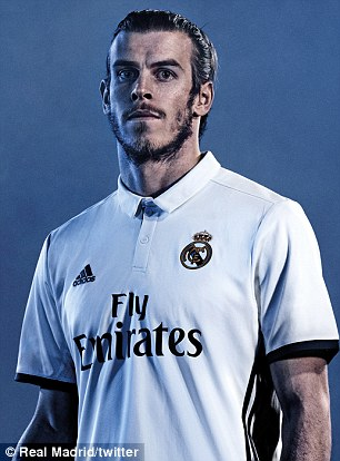 Real Madrid release home and away kits for 2016-17 season and it ... f3d1a1616