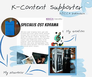 K-Content Supporter ~ Review Rekomendasi Korea ala Kamu