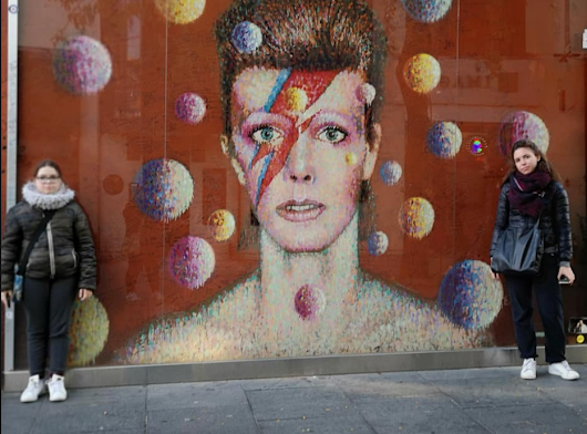 FOREVER BOWIE PER SEMPRE