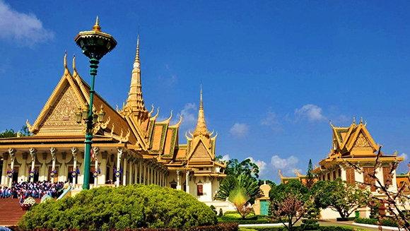 世界上最美的微笑:柬埔寨