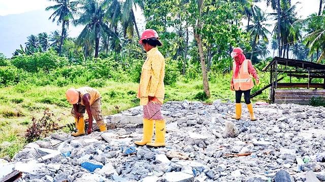 Bangun Kembali Saluran Irigasi di Lotim, Pemprov NTB Sambut Baik Bantuan UNDP