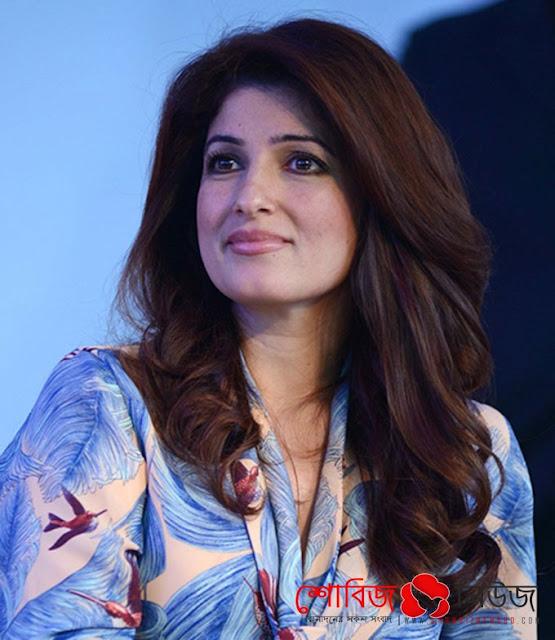 Twinkle Khanna-এর কী ভাব তার সঙ্গে!