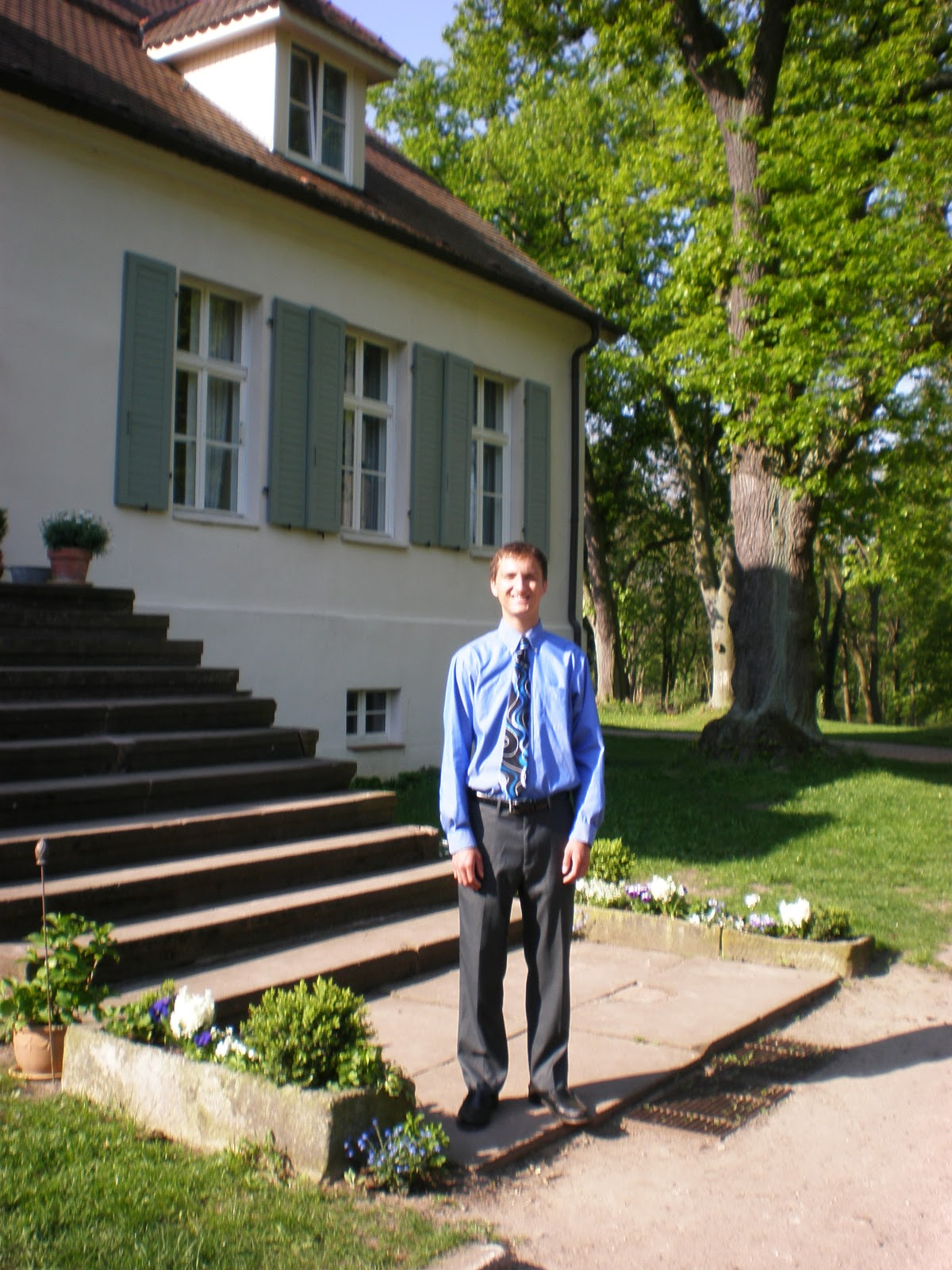 Living At Home Ostern Michael In Deutschland Frohe Ostern