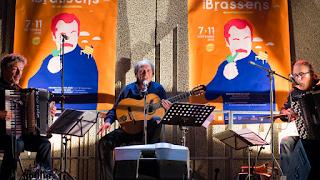 Ballade avec Brassens édition 2016 - Maxime Lelasseux