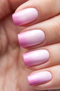 Manicure-ombré
