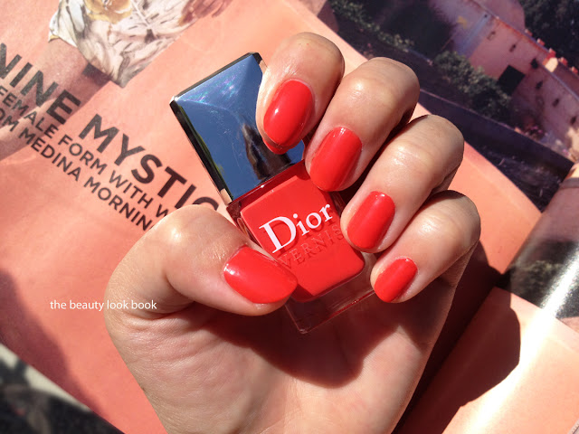 The Beauty Look Book Dior Riviera 537 And Plaza 579