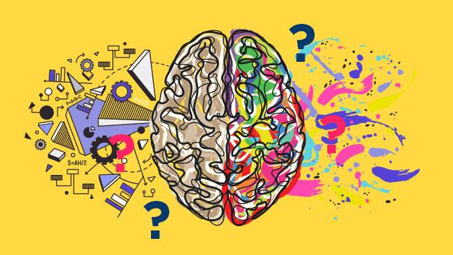 Perbedan otak kiri dan kanan