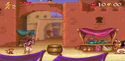 Aladdin - Snes - Captura 1