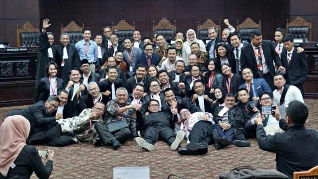 BPN: MK Akan Diskualifikasi Jokowi
