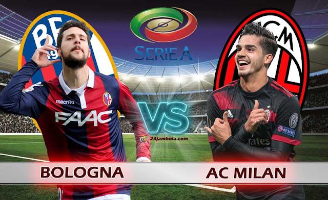 Prediksi Bologna Vs AC Milan 30 Januari 2021
