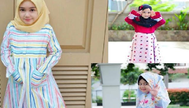 Tips Hijab Stylish Untuk Gadis Kecil