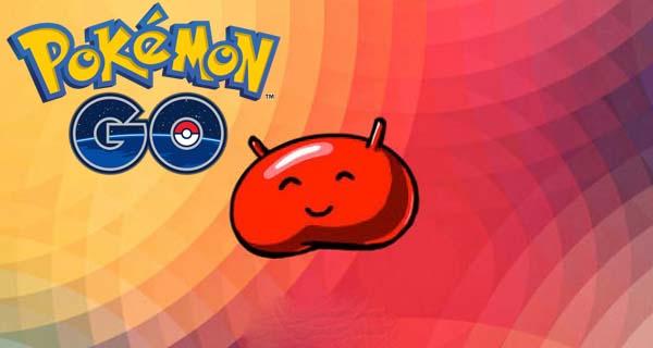 Pokemon go 0.37.1 Untuk Jelly Bean