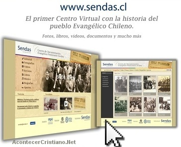 Centro virtual de documentación cristiano Sendas