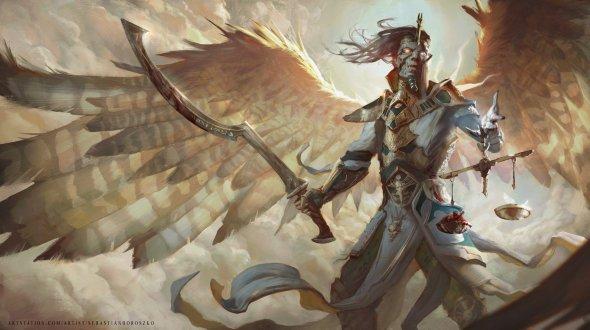 Sebastian Horoszko ilustrações fantasia sombria arte games deviantart artstation