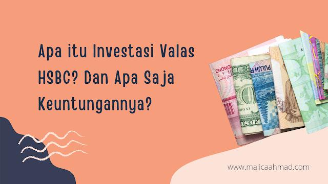 Investasi mata uang asing