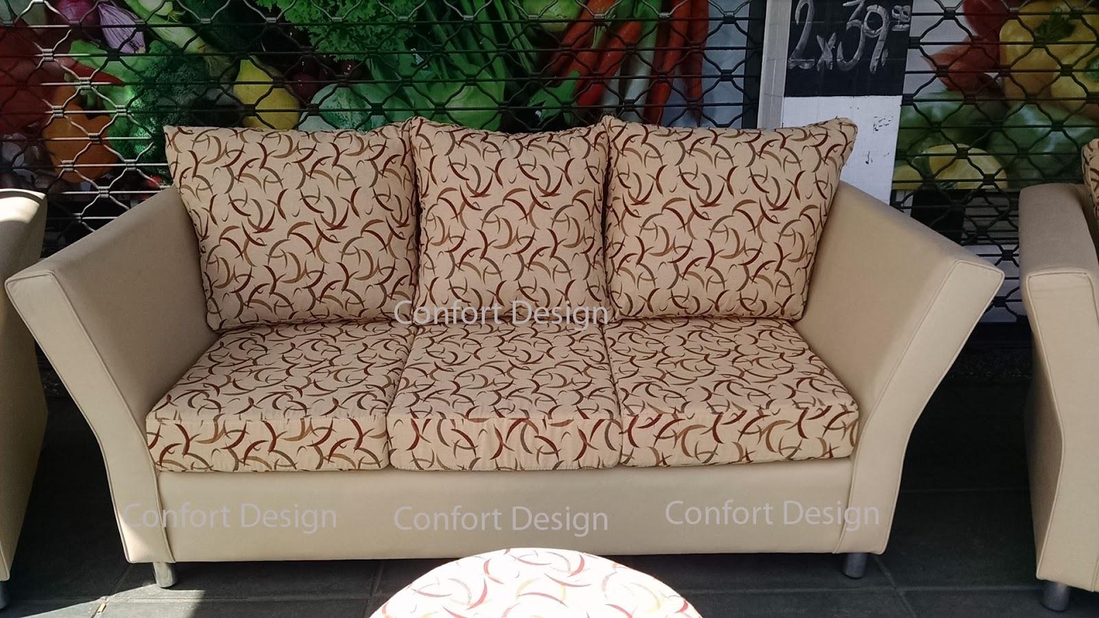 Confort Design Sillones Juego De Living Zule