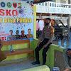 Bhabinkamtibmas Polsek Marbo Polres Takalar Kontrol Kampung Tangguh (Balla Ewako) Di Desa Binaannya