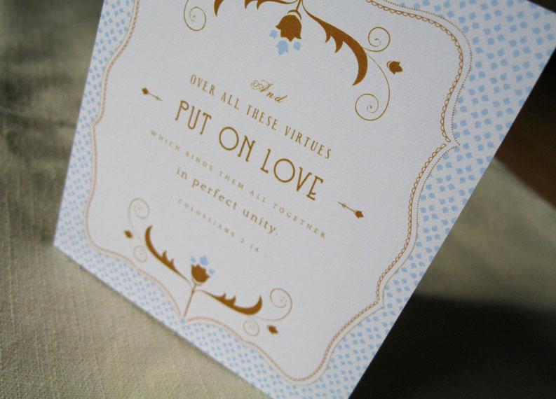 Wedding Bible Verses For Invitation Cards: Custom Wedding Invitations + Stationery