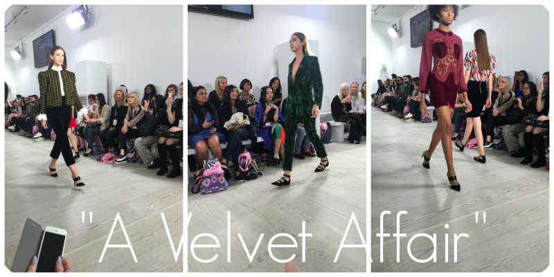 a velvet affair london fashion weekend