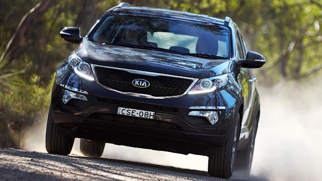 Kia Sportage - SUV, kia new cars, kia cars