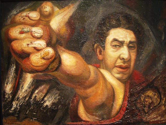David Alfaro Siqueiros, artista comprometido con el ámbito social